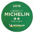 Logo Guide Vert Michelin 2018