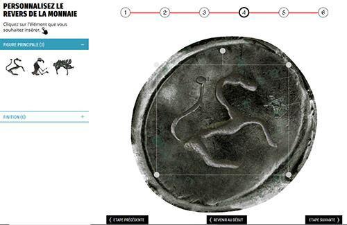 Monnaie sénone virtuelle