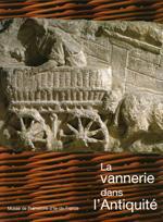 Couverture La vannerie dans l'Antiquité.