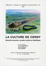Couverture La Culture de Cerny.