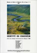 Couverture Identité du Chasséen.
