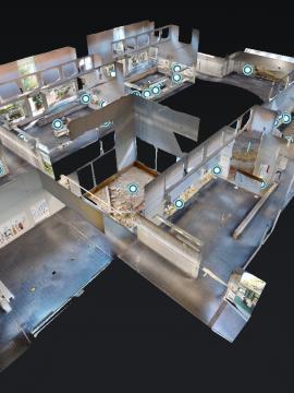 Visite virtuelle du musée de Préhistoire d'Île-de-France