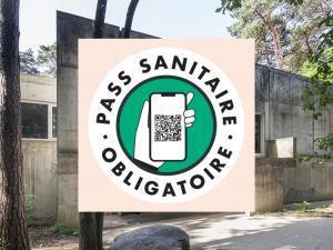 Information sur le pass sanitaire contre le COVID