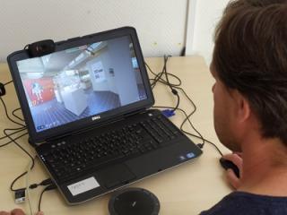 """Visite virtuelle de l'exposition """"Les Sénons""""."""