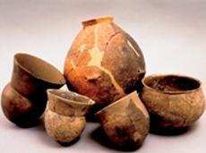 Céramiques du groupe de Noyen.