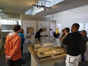Visite guidée de l'exposition Les Sénons.