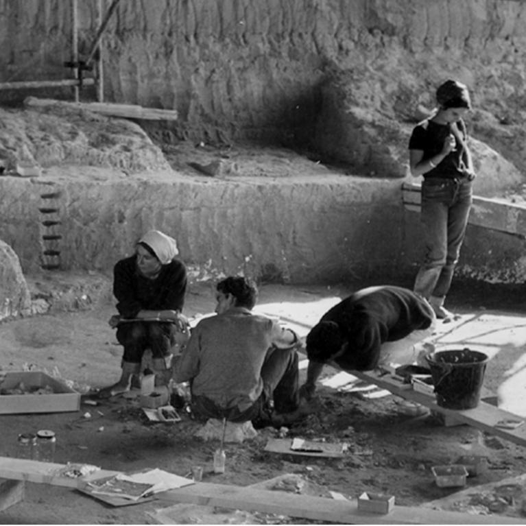Centre archéologique de Pincevent