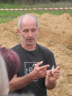 Pierre Bodu, préhistorien